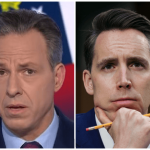 Emails Show Jake Tapper Tried Booking Josh Hawley 18 Times on Show Despite Claims He Was Banned Over January 6